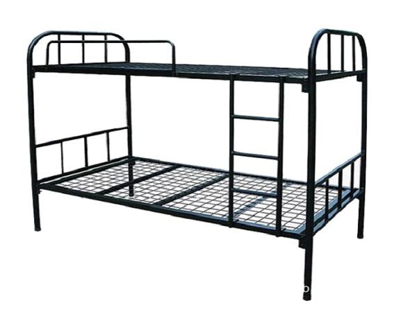 黑色网床上下床