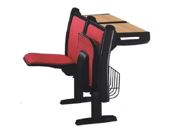 中腿软包活动连排椅