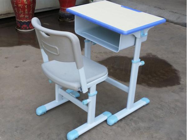 单人小张课桌椅